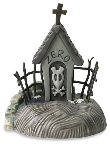 The nightmare before christmas zero39s dog house for Zero dog house